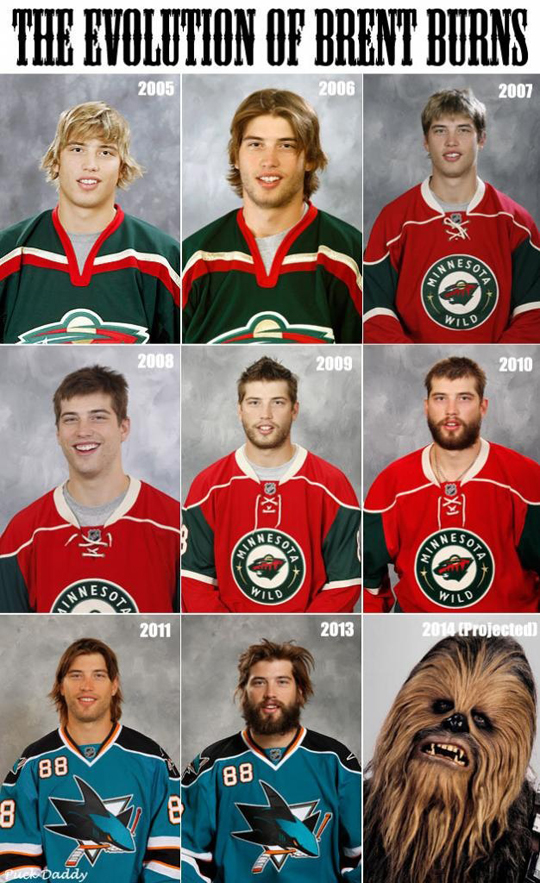 funny-picture-Brent-Burns-hairy-evolution-hockey-player