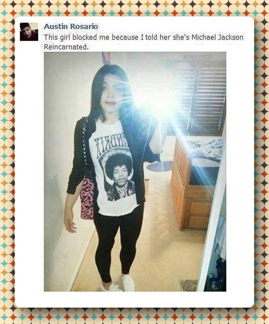 funny-picture-Michael-Jackson-selfie-girl