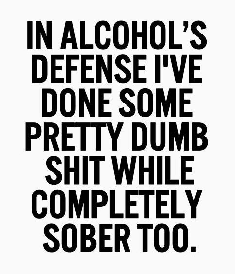 sober quotes funny