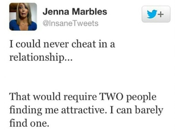 Cheating is not for everyone