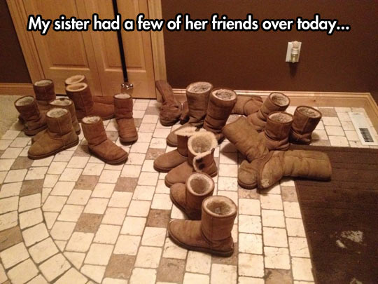 funny-picture-friends-boots-winter-sister