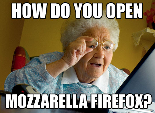 funny-picture-grandma-opening-Mozilla-Firefox-misspell