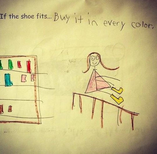 funny-picture-kid-girl-shoe-drawing-buy
