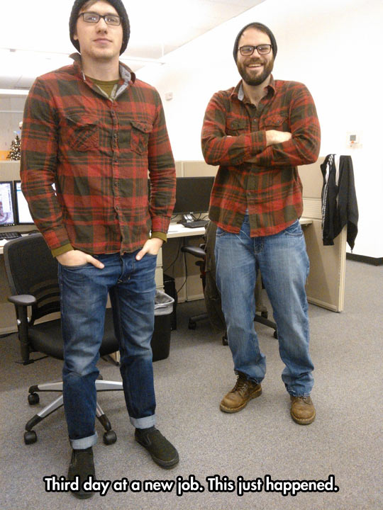 funny-picture-same-shirt-work-office