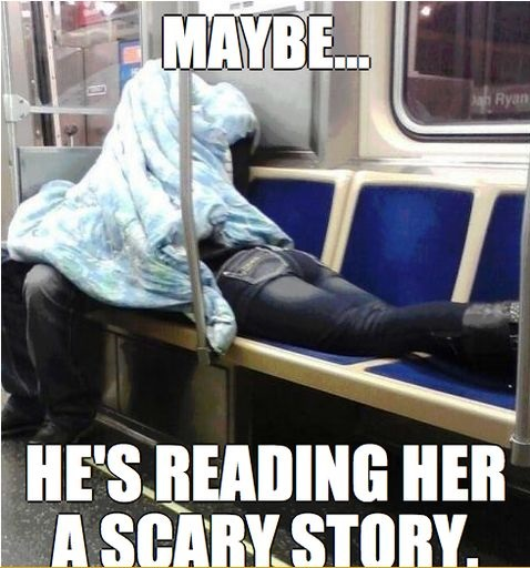 Story is really scary