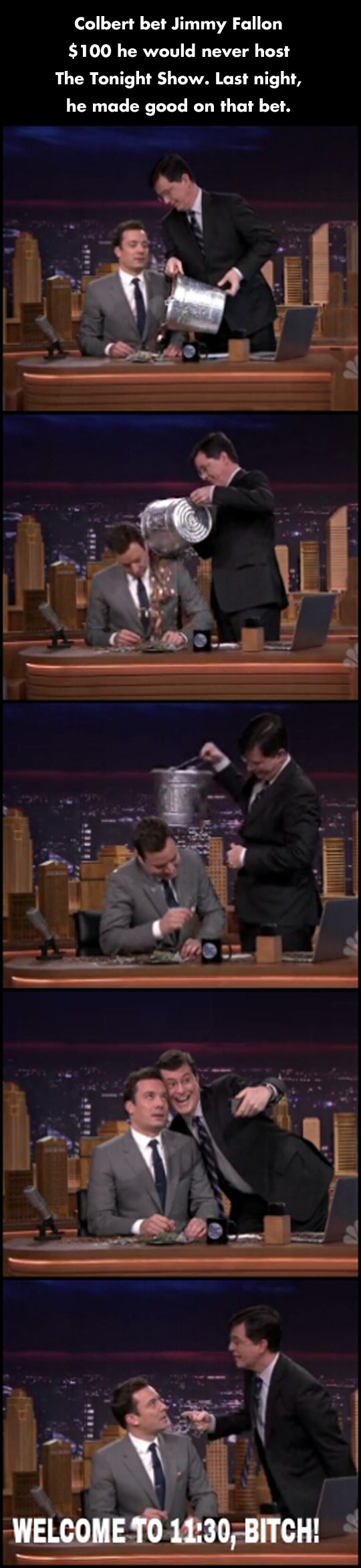 funny-picture-Colbert-Jimmy-Fallon-coins-bucket