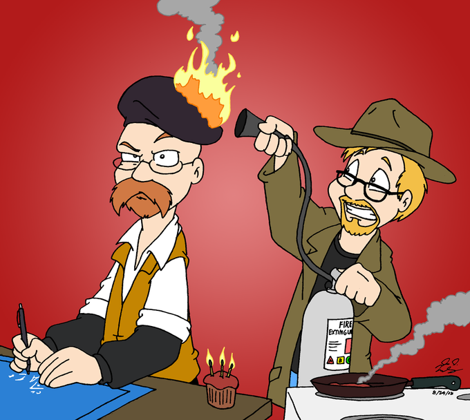 funny-picture-mythbusters-adam-and-jamie-beret-fire