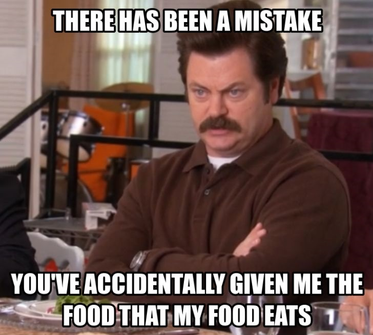 funny-picture-ron-swanson-vegetarian-mea