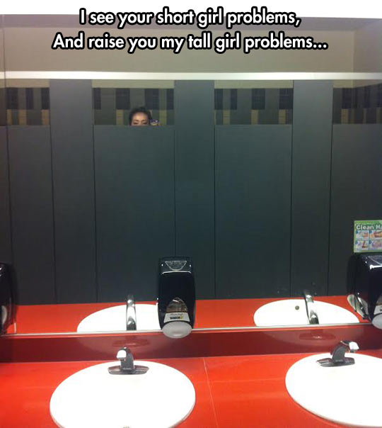 Cute Short Girl Problems Quotes