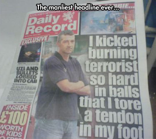 funny-picture-Daily-Record-head-line-kicked