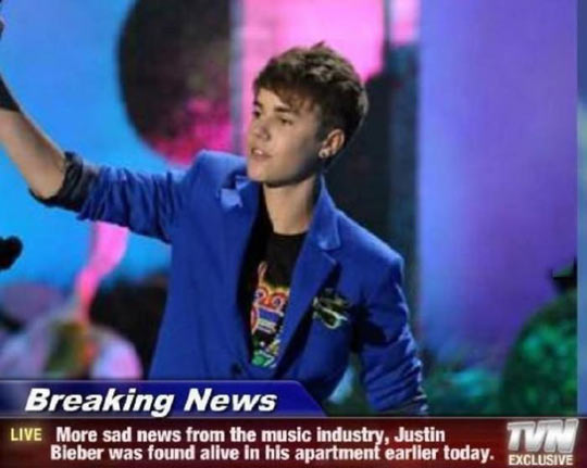 funny-picture-Justin-Bieber-music-industry-alive