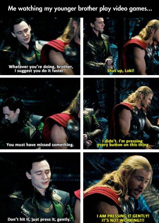 funny-picture-Loki-Thor-brothers-button-gently