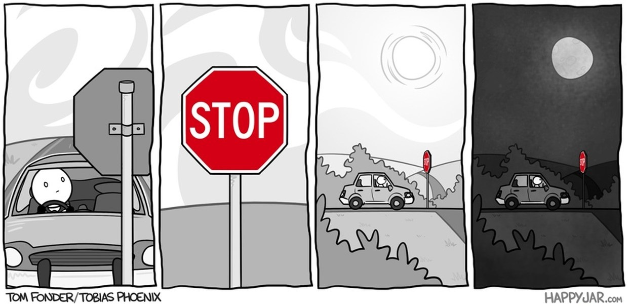 funny-picture-atop-sign-road-comics