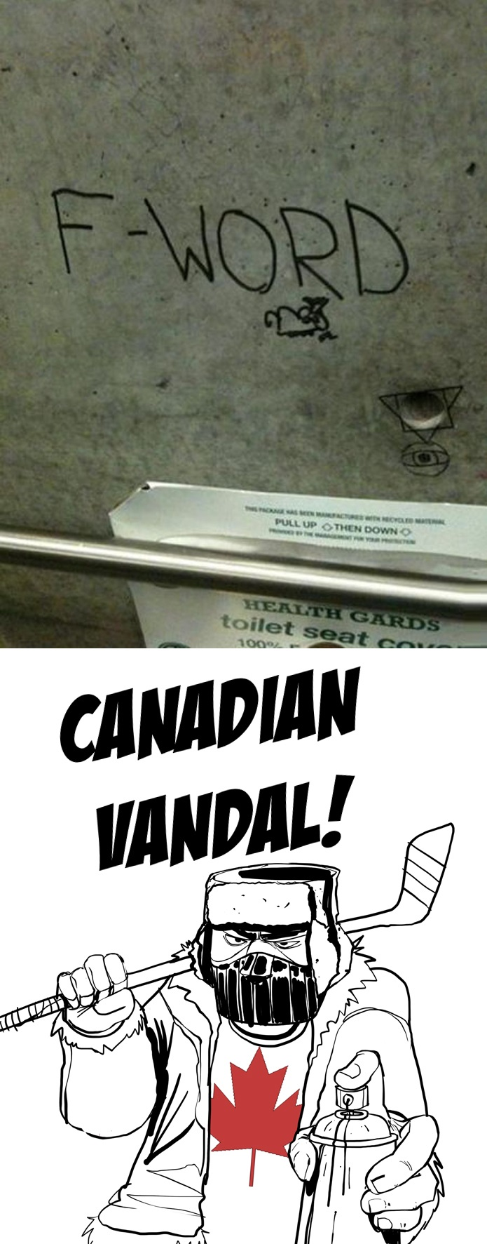 funny-picture-canadian-vandal