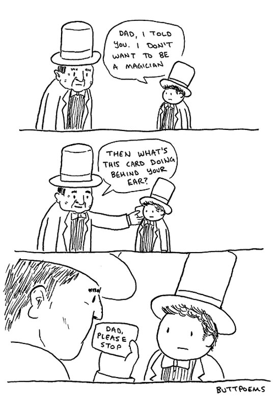 funny-picture-comic-magician-dad-son-hat-card