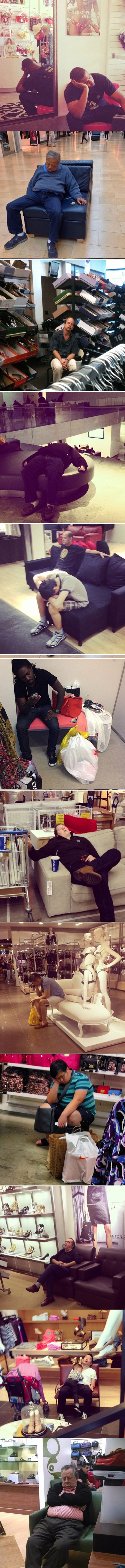 Shopping is hard