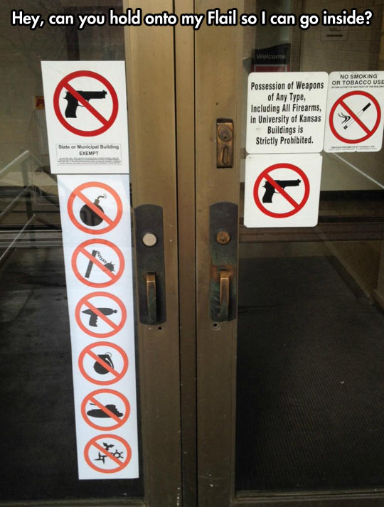 funny-picture-door-weapon-municipal-building