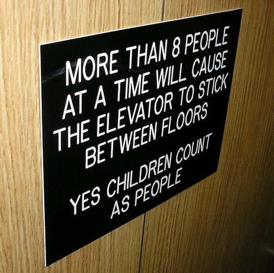 funny-picture-elevator-sign-people-children