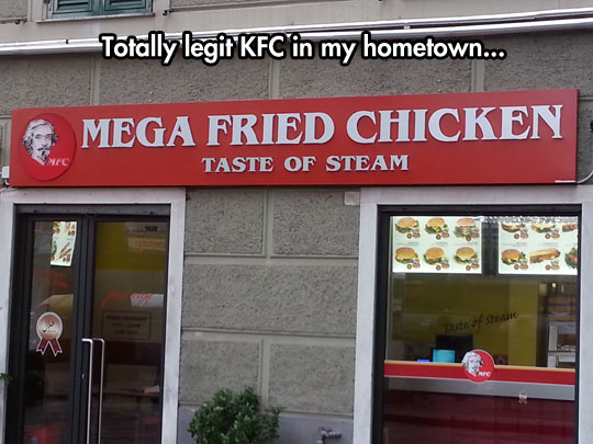 Kfc Jokes: Evening Jokes (20 Pics
