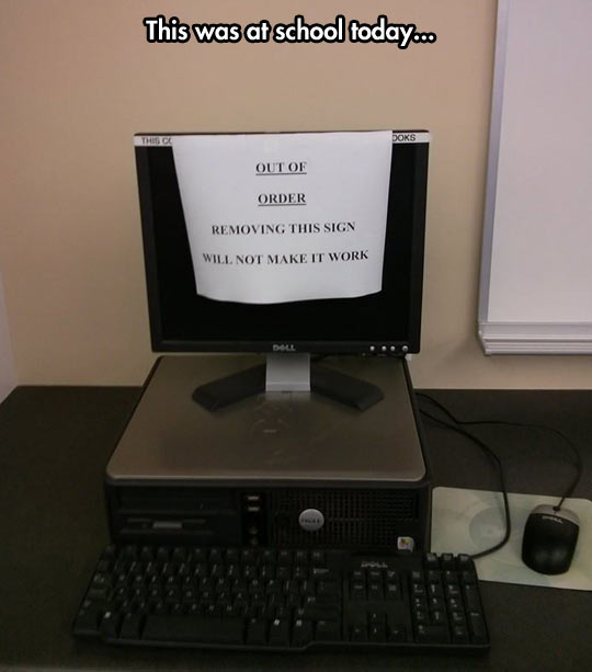 funny-picture-school-computer-lab-broken-removing-sign-working-pc
