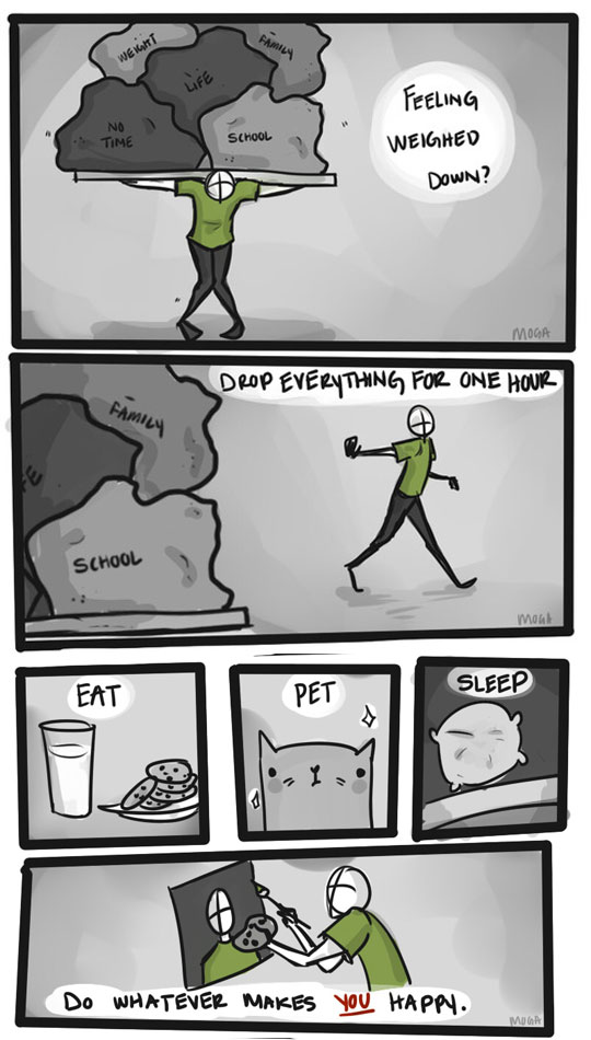 funny-picture-webcomic-weighed-burden-life-enjoy