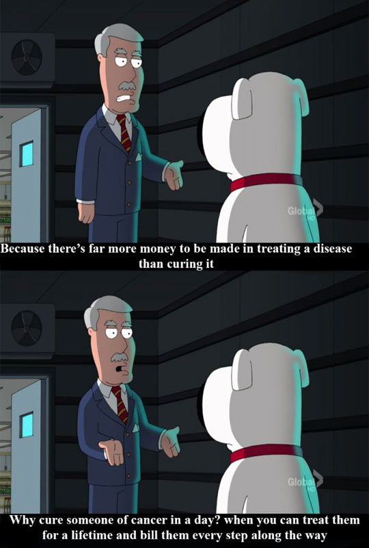 funny-picture-Family-Guy-Bryan-treating-curing-disease