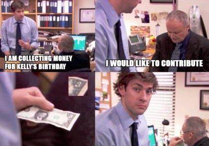 The Office Quotes Creed
