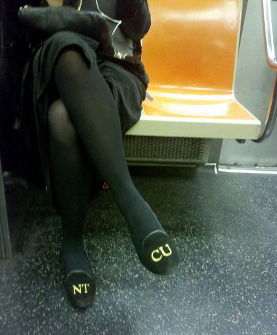 funny-picture-shoes-girl-subway-bad-word