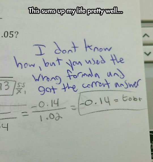 funny-picture-test-wrong-formula-correct-answer