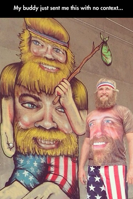 Permalink To Funny Photo Of The Day Christmas Lights Beard