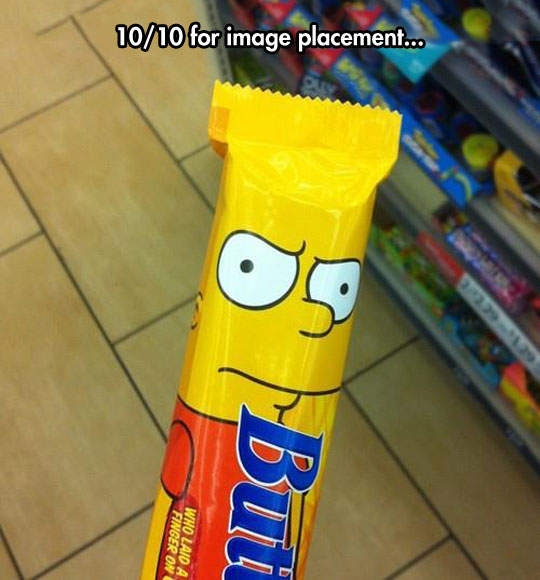 funny-picture-Bart-Simpson-hair-marketing-Butterfinger