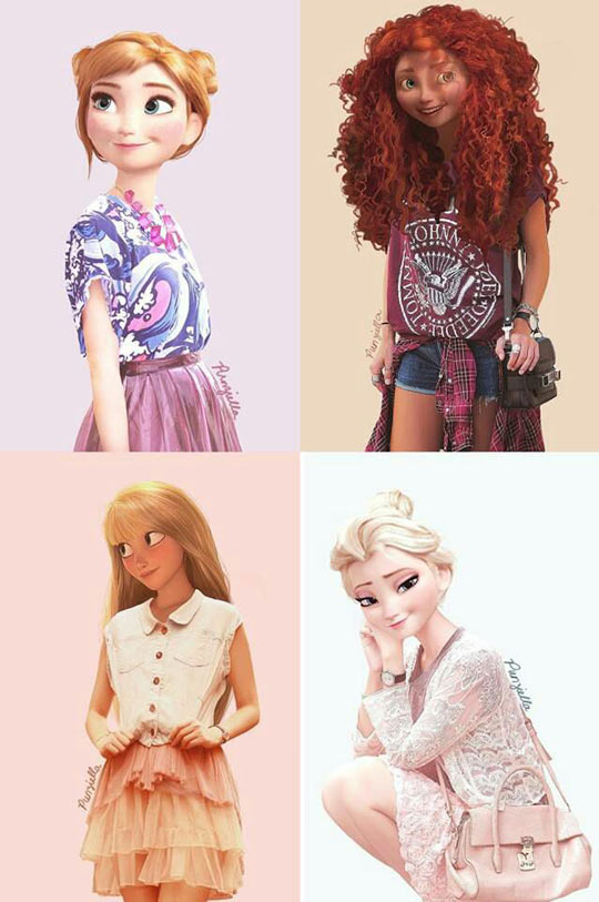 funny-picture-Disney-princess-modern-day