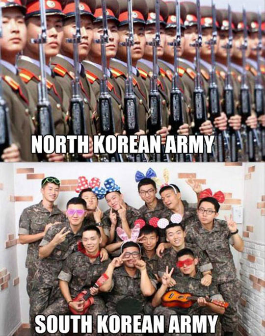 funny-picture-North-Korean-Army-South