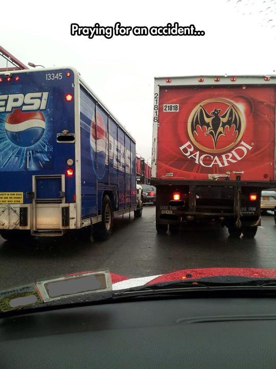 funny-picture-Pepsi-Bacardi-truck-highway