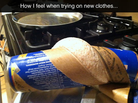 funny-picture-bread-package-clothes-kitchen