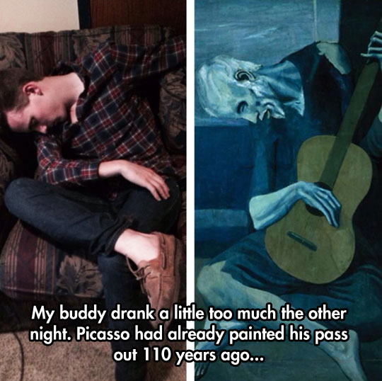 funny-picture-drunk-friend-Picasso-painting