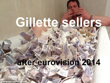 Gillette Sellers Right Now