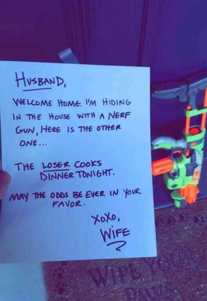 funny-picture-gun-wife-dinner