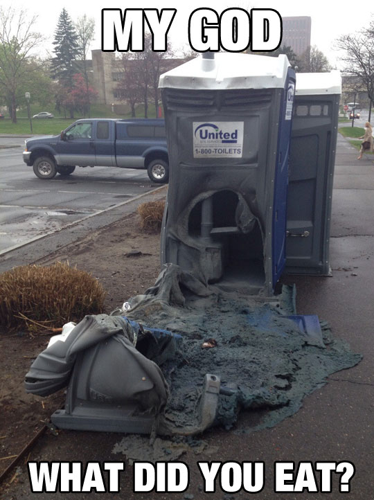 funny-picture-hemical-toilet-melted-street