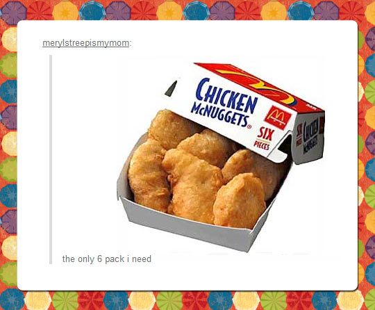 funny-picture-six-pack-fried-chicken-nuggets