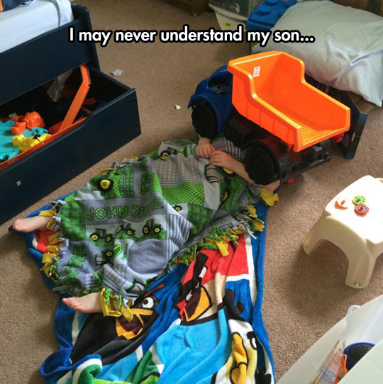 funny-picture-son-sleeping-floor-truck-toy