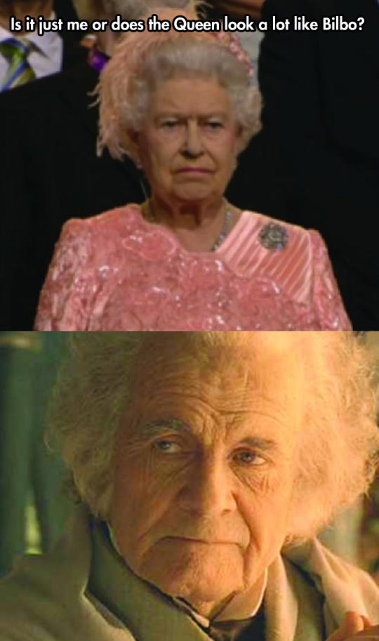 funny-picture-England-Queen-looks-alike-Bilbo
