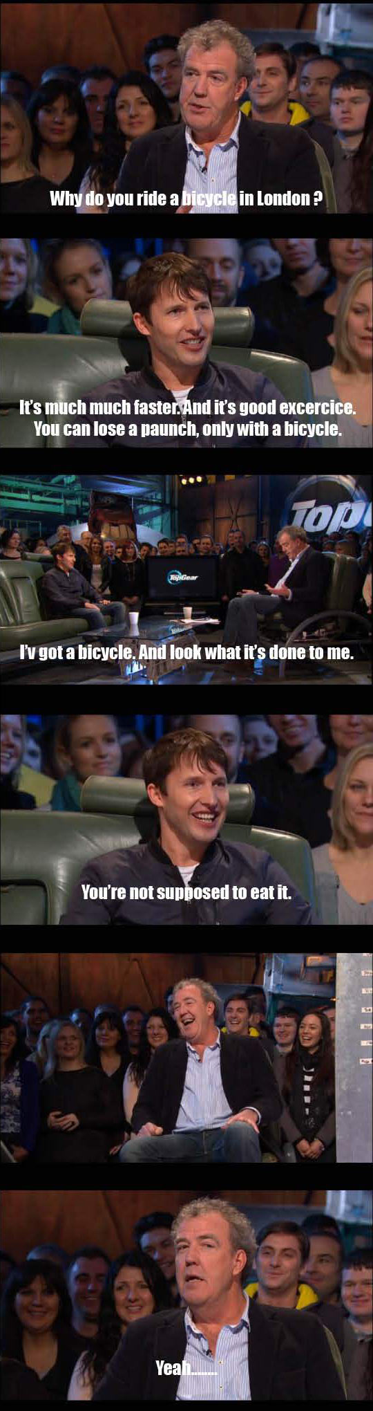 funny-picture-bicycle-ride-London-TV-show
