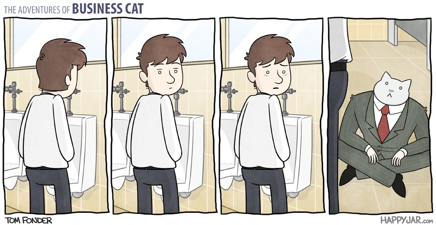 funny-picture-business-cat-comics
