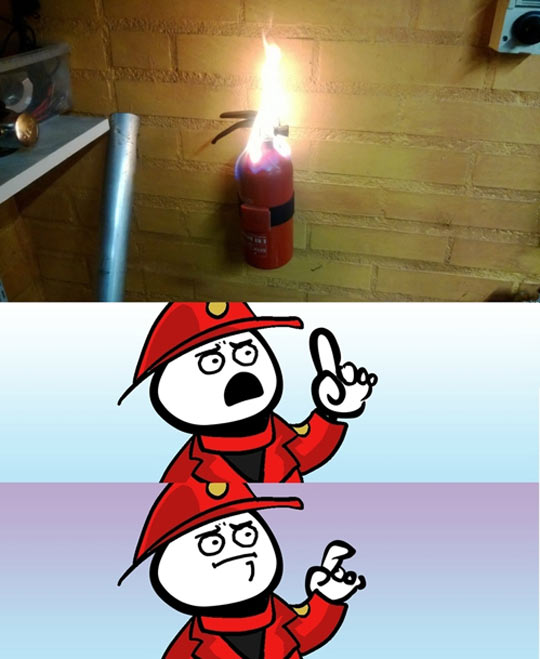 funny-picture-fire-fighter-on-flames-wondering