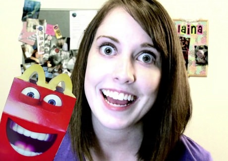funny-picture-overly-attached-girlfriend-mcdonalds