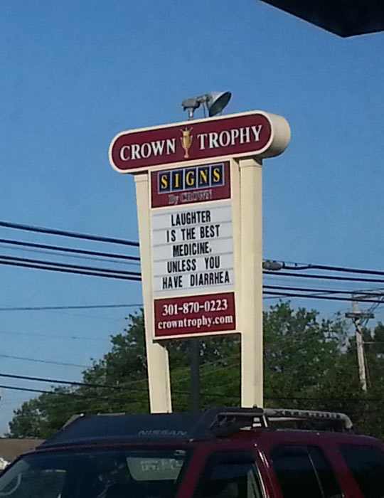 funny-picture-sign-laughter-medicine-Crown-Trophy