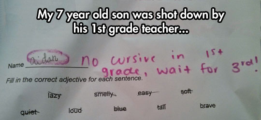 funny-picture-teacher-cursive-test