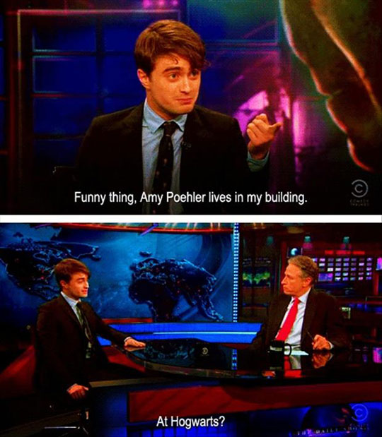 funny-Daniel-Radcliffe-interview-Amy-Poehler