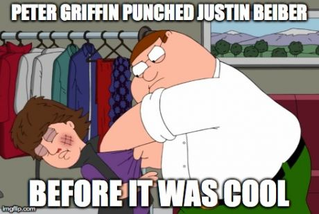 funny-peter-griffin-justion-bieber-punch